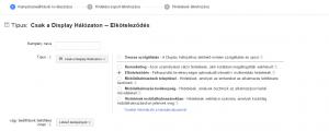 Google AdWords - Elköteleződés alapú hirdetések