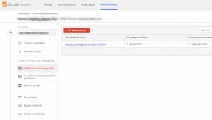 AdWords-Analytics összekapcsolása