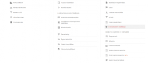 Google Analytics: E-kereskedelmi beállítások