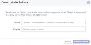 Facebook - Hasonló közönségek létrehozása (Looalike audiences)