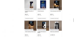 10 e-kereskedelmi hiba: Tchibo