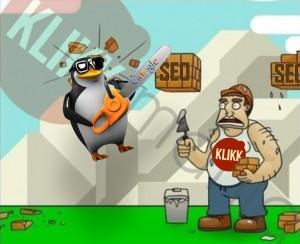 Linképítés - Google Pingvin