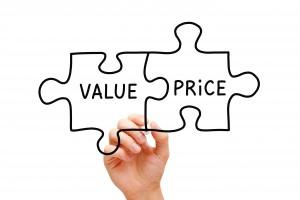 Kosárelelemzés e-kereskedőknek: Ár-érték arány