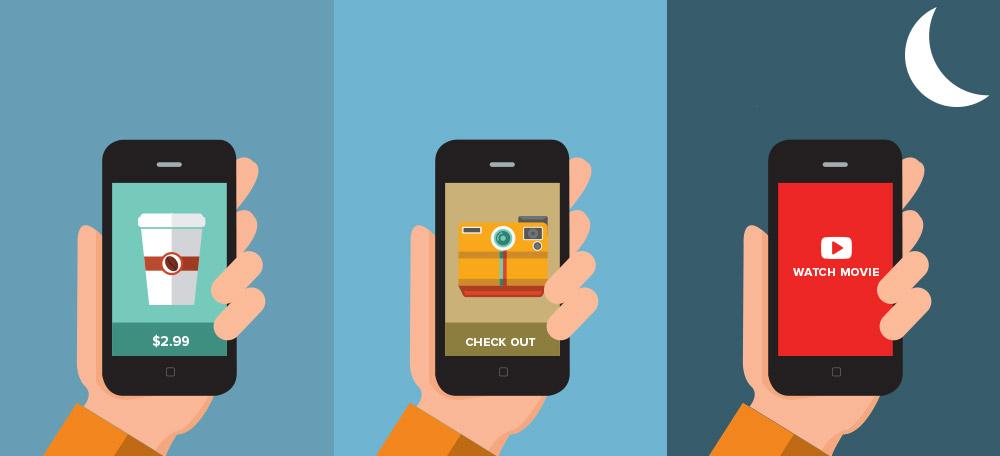 Google mobilbarát felépítés