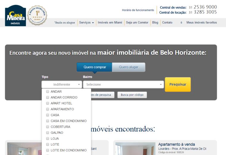 Erősítsd weboldalad konverziós arányát - Casa Mineira