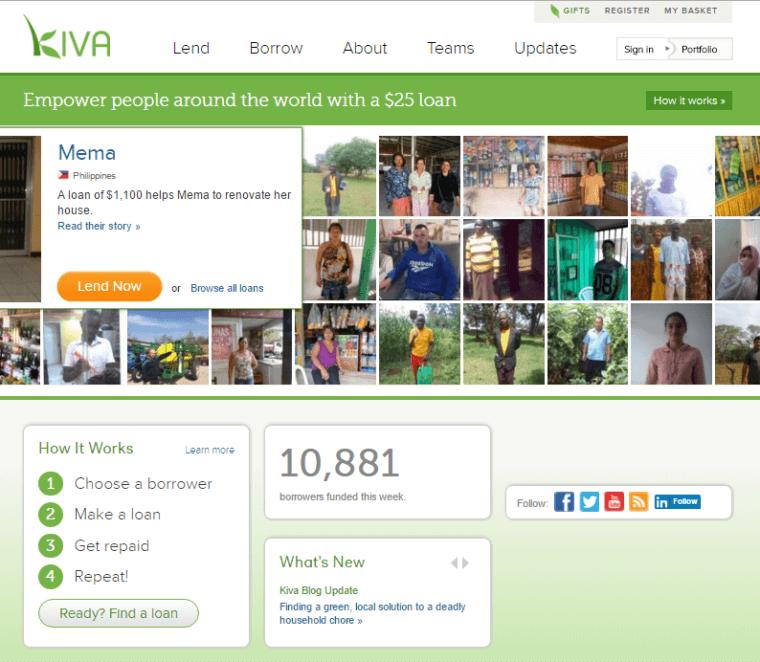 Erősítsd weboldalad konverziós arányát - Kiva