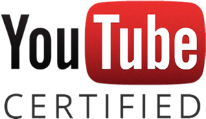 Youtube certifed partner