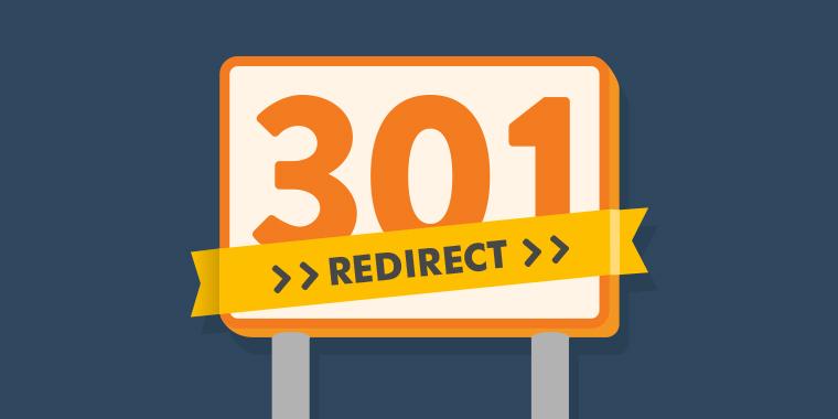 301-es átirányítás