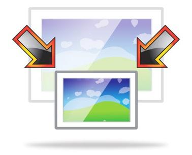 A képek átméretezése sok felesleges terheléstől szabadíthatja fel az oldalt