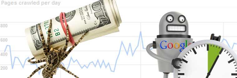 A crawl budget pazarlásával elvonhatjuk a figyelmet a fontos oldalaktól