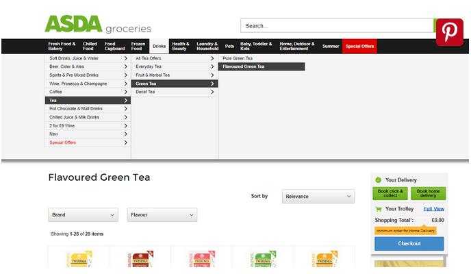 ASDA-groceries-weboldal