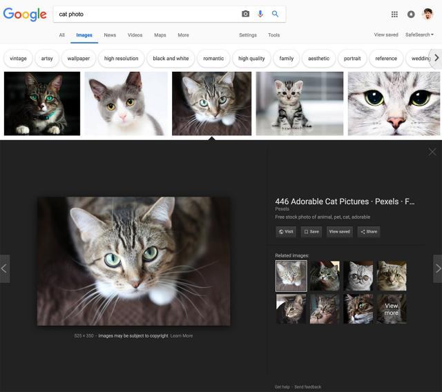 google-kepkereso-most