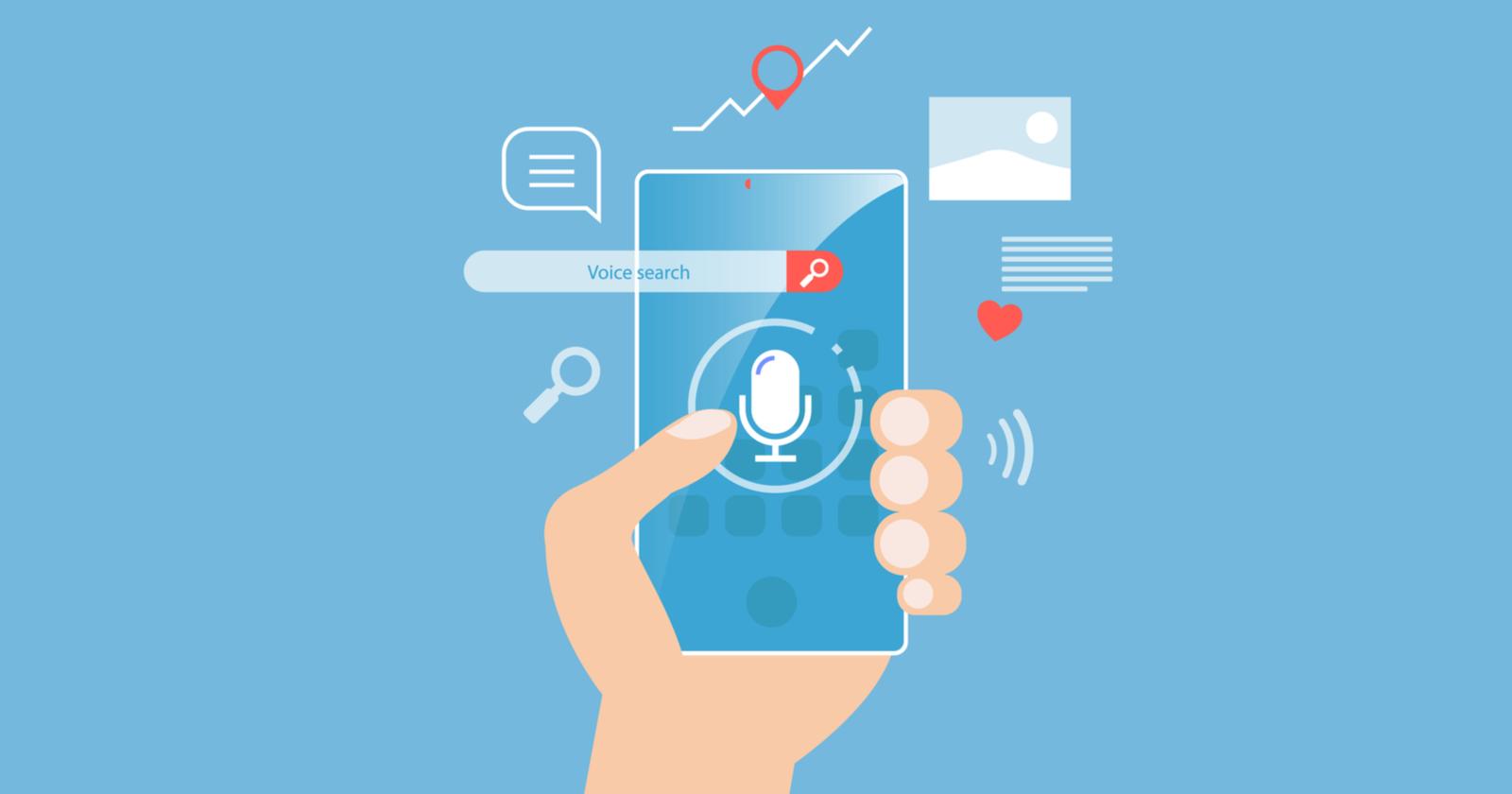 Egyre nagyobb dominanciát szerez magának a voice search