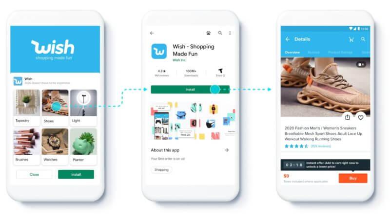 google-ads-app-kampány-belsőlinkbővítmény