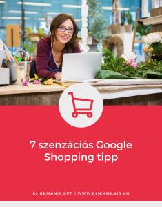 7 szenzacios Google Shopping tipp